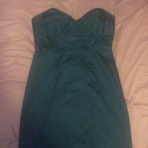 Forever21 Cotton/Spandex Tube dress